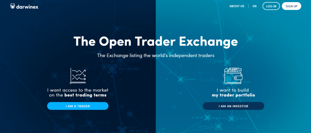 The Open Trade Exchange Дарвинекс