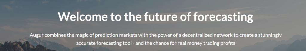 Криптовалюта Augur (REP) – перспективы, прогнозы и где купить