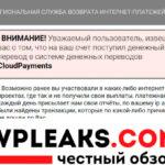 Региональная служба возврата интернет платежей. Реальные отзывы о nalogtoru.ru