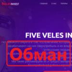 VelesInvest отзывы. Бизнес на играх или обман? - Seoseed.ru