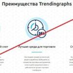 Trendingraphs – сомнительная торговля. Реальные отзывы о trendingraphs.net